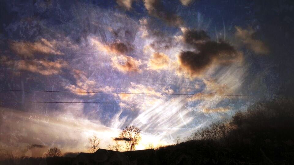 Cielo nubes Rodo