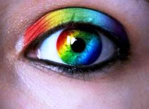 eye multicolor