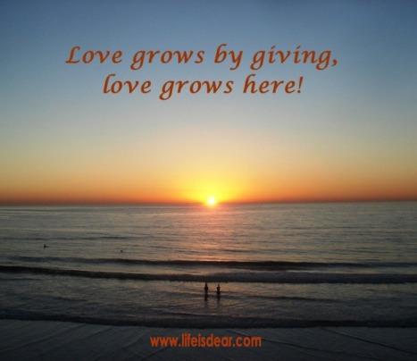 vivo en amor